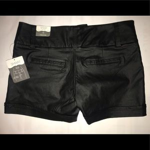 Maurices Black Smart shorts.